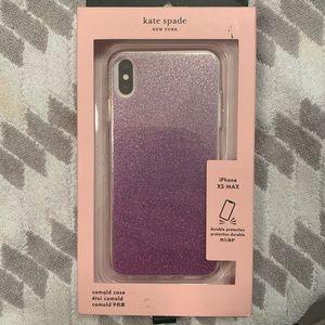 iPhone XS Max case.